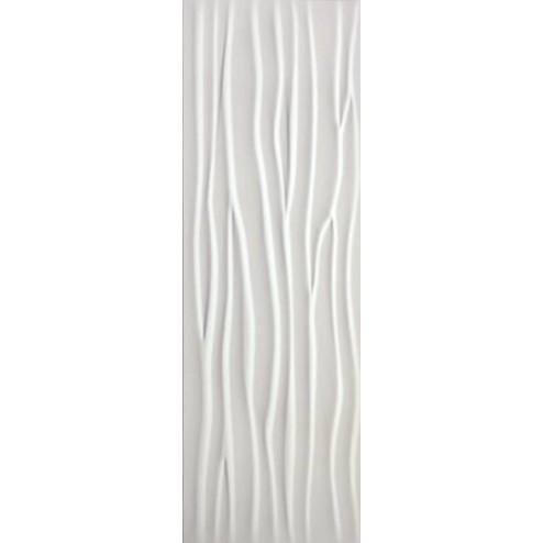 HF - Happy Floors Tile Glaciar Wave Matte 12x36 (RECT