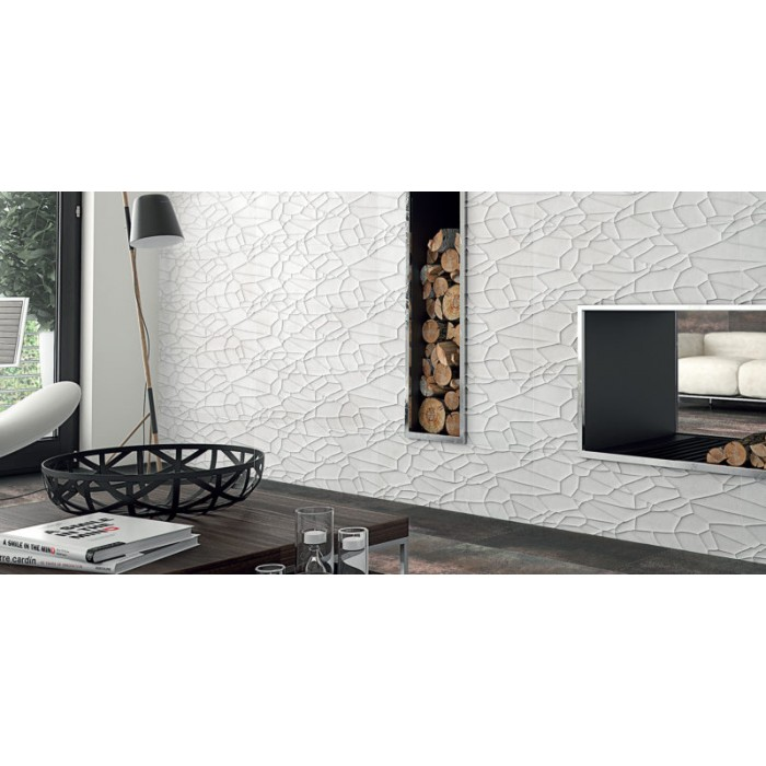 HF - Happy Floors Tile - Glaciar Nude Matte 12x36 (RECT